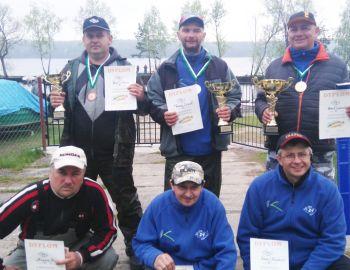 Spinningowe Mistrzostwa Koła 07.05.2017