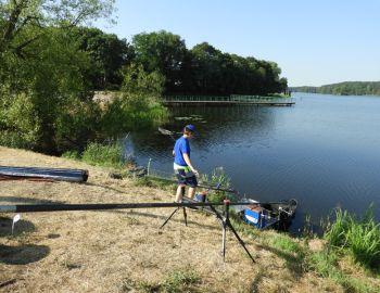 Okręgowa Olimpiada Młodzieży Wędkarskiej 15-16.06.2018