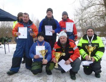 Podlodowe Mistrzostwa Koła 15.01.2017
