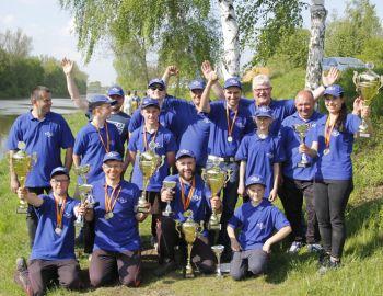 Spławikowe Mistrzostwa Okręgu 13.05.2017