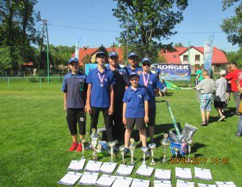 XI Okręgowa Olimpiada Młodzieży w Sportach Wędkarskich