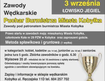 Puchar Burmistrza Miasta Kobyłka