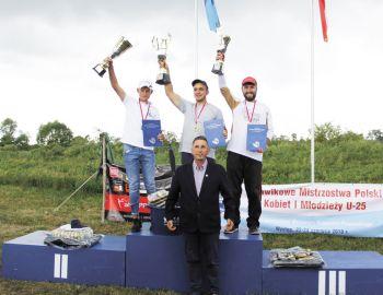 Mateusz Turek brązowym medalistą Mistrzostw Polski