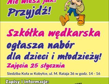 Zajęcia szkółki 25.01.2020